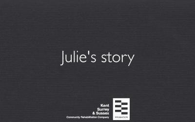 KSSCRC: Julie's Story