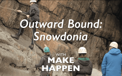 Outward Bound: Snowdonia with Make Happen