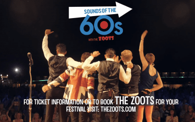 Sounds of the 60s with the Zoots: Festival Promo